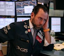 Major Indices set to wrap up worst week since financial crisis