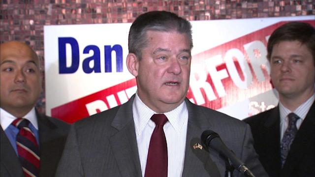 Rutherford: Gov rival Rauner behind staffer's allegations