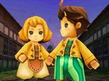 Final Fantasy Crystal Chronicles: new fun-size screens