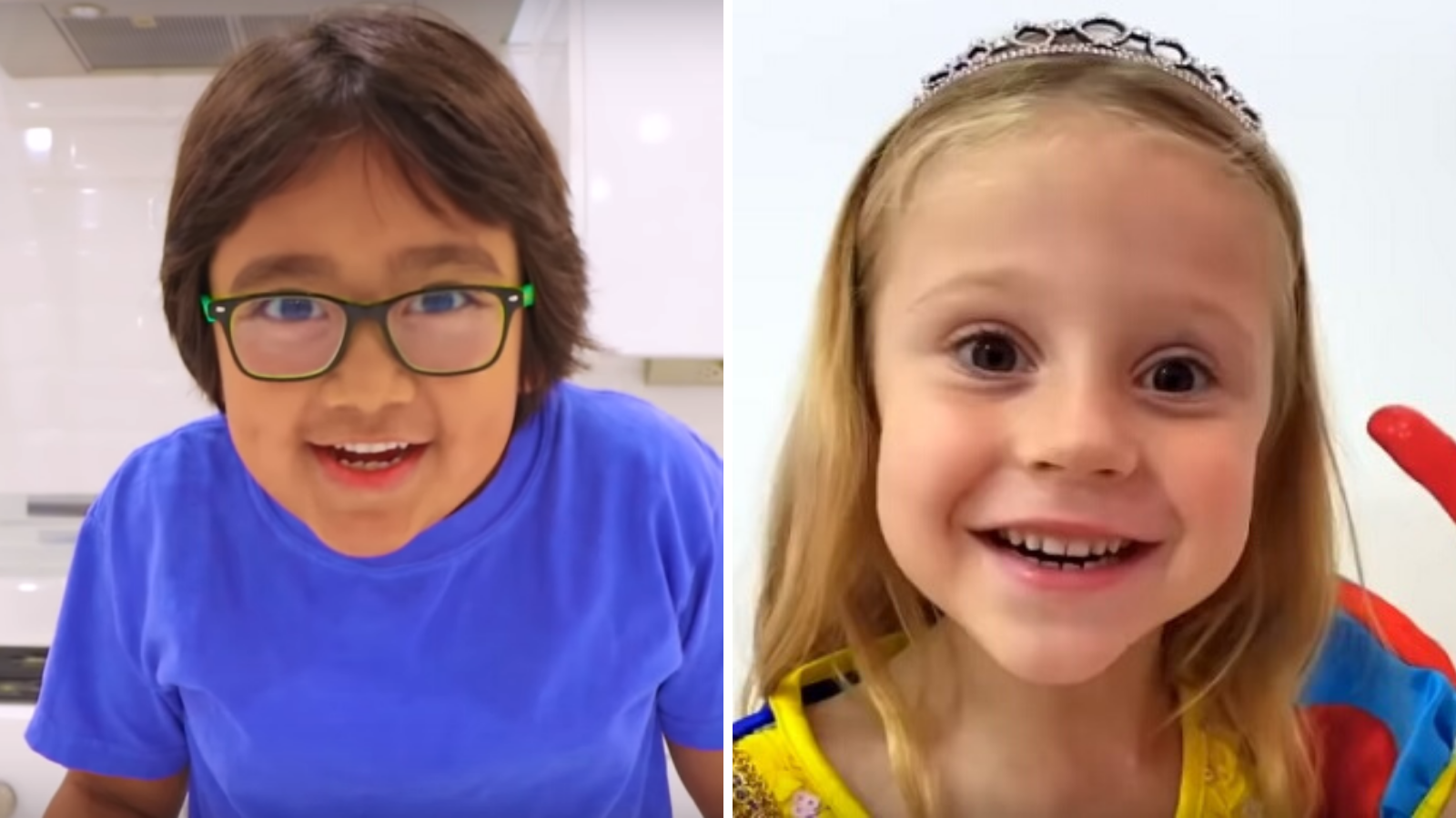 How two kids made $66m from bizarre YouTube trend