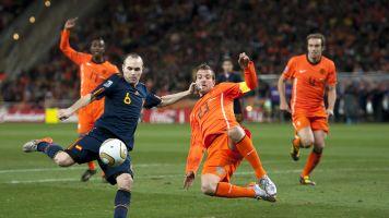 2010 World Cup final didn't deserve such scorn