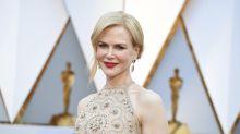 Skurriles Klatschen bei den Oscars: Nicole Kidman spricht endlich Klartext