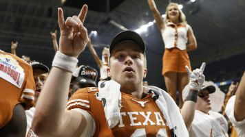 Hooked on helping: Ehlinger sets up charity