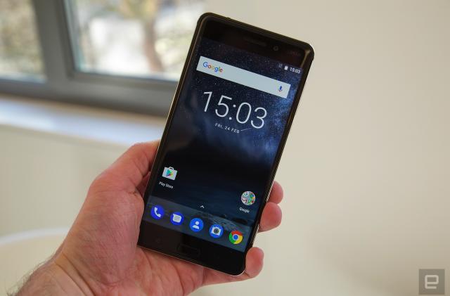 Nokia's new smartphones start at £120 in the UK