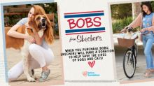Skechers Partners with Petco Foundation to Help Animals in Need Through the BOBS from Skechers Collection