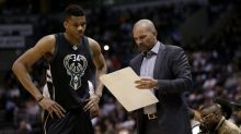 Giannis Antetokounmpo was unfamiliar with Jason Kidd's prolific playing career