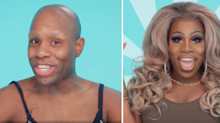 Watch   Drag Race 's Monét X Change Slay a Full Face Beat While Offering Life Advice for Pride Month