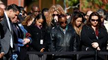 In San Bernardino, solemn ceremony marks mass shooting