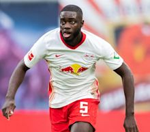 Manchester United manager Ole Gunnar Solskjaer looking forward to seeing Dayot Upamecano 'close up'