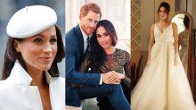 哈里王子婚禮在即準王妃Meghan Markle會穿什麼婚紗?