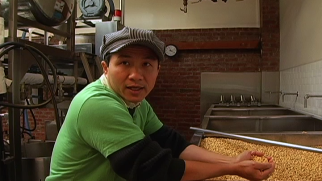 FOOD CURATED: Making Artisan Tofu: Hodo Soy Beanery