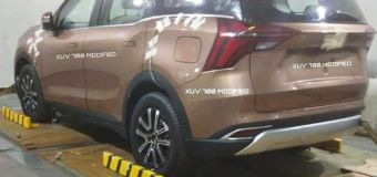 Upcoming Mahindra XUV700 SUV Leaked Images Receives Dividing Opinion on Social Media