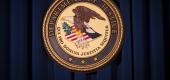 DOJ seal. (Reuters)