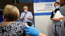 OECD sounds alarm on EU's slow vaccine rollout as UK outlook improves
