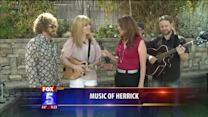 "Alternative-Country Band ""Herrick"" Talks Influences"