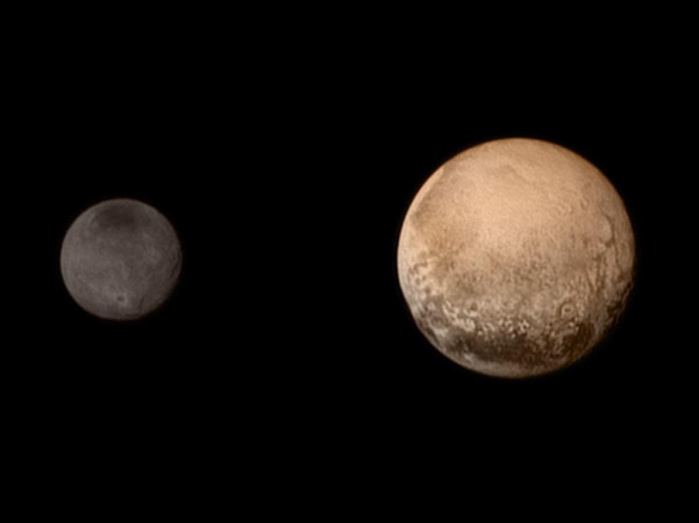 Pluto is a planet, Nasa chief says