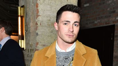 Colton Haynes calls for more diversity in Hollywood