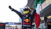 F1 - GP d'Azerbaïdjan - Sergio Perez (Red Bull), vainqueur du GP d'Azerbaïdjan : «Verstappen aurait dû gagner cette course»