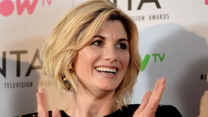 Jodie Whittaker and Suranne Jones urge support for equal pay at National Television Awards