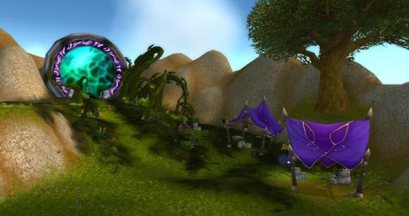 Warlords of Draenor: Mysterious portal appears in Stormwind
