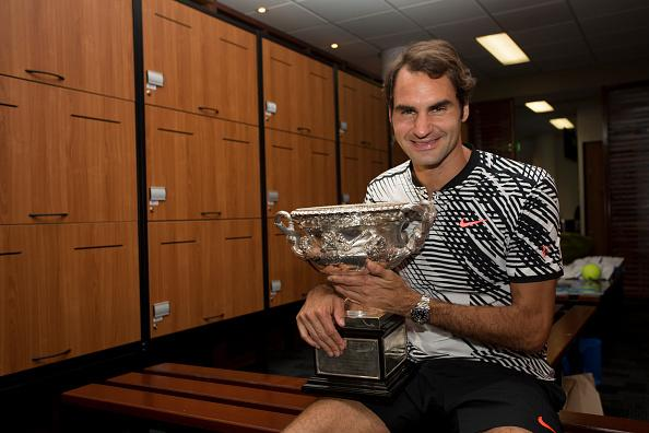 39 my last australian open 39 comment not related to retirement says roger federer. Black Bedroom Furniture Sets. Home Design Ideas