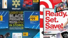 Decoding the circulars: What Target and Walmart's Black Friday ads say about their holiday strategies