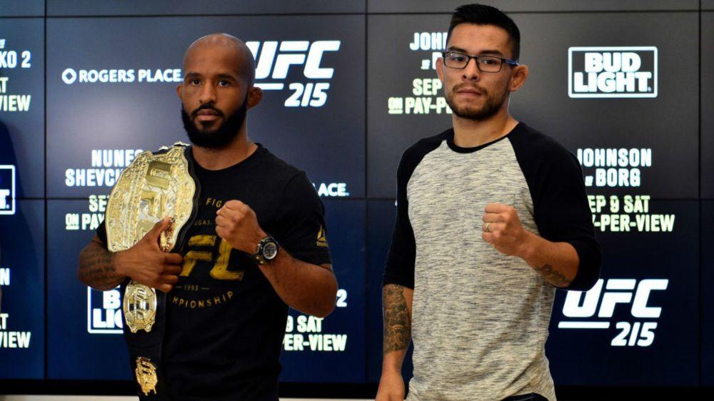 UFC 216 results: Tony Ferguson becomes interim champ; Demetrious Johnson makes history