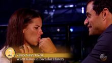 The worst kisses in 'Bachelor' history will totally make you cringe and LOL