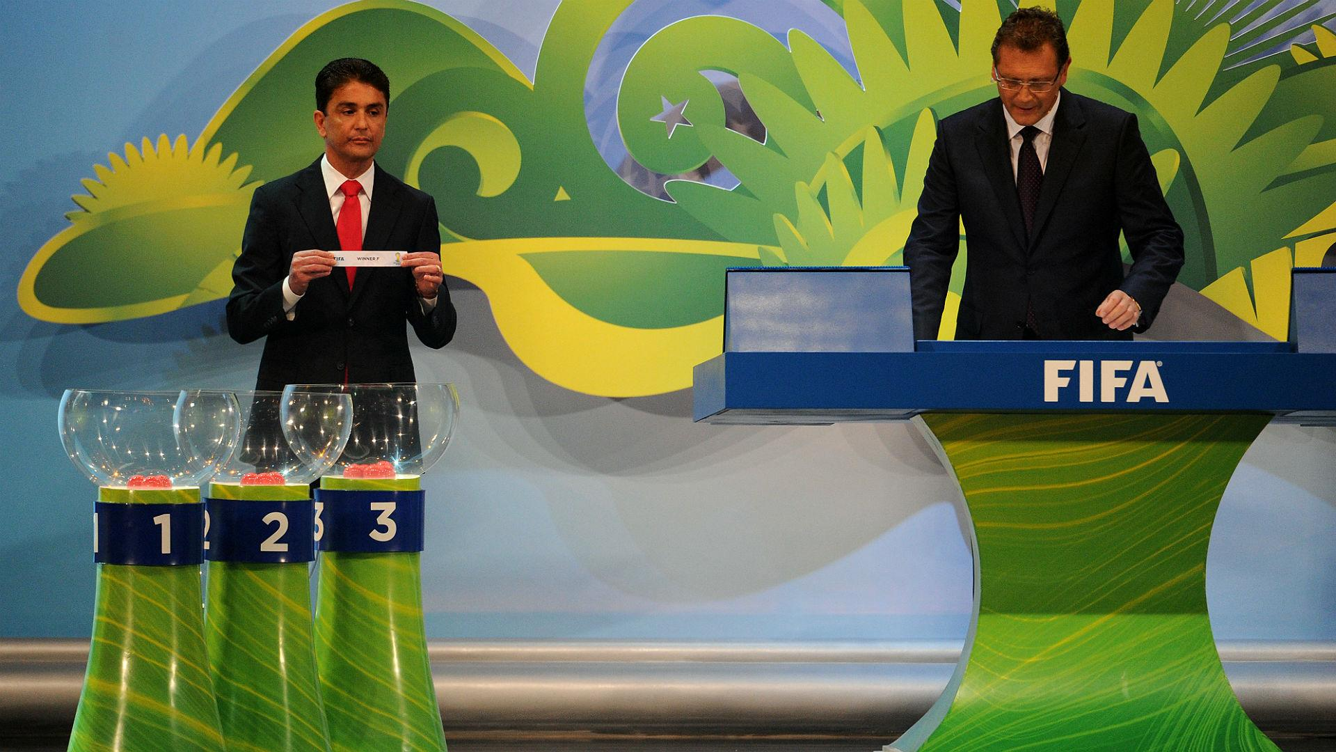 2018 Fifa World Cup Draw  Qualifying Teams  Date  Time