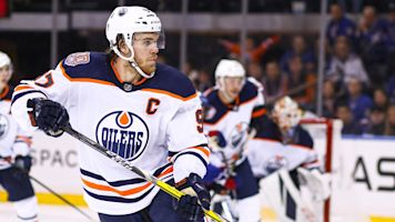 McDavid is literally the Oilers' entire offense