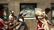 Angry protesters target US embassies in Mideast