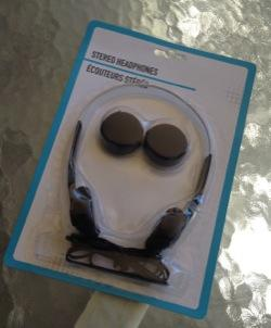 Dollar Store Accessories: Headphones