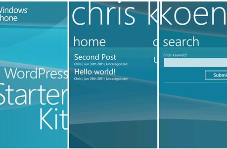 Windows Phone Starter Kit for Wordpress hopes to lure developers, beef up marketplace offerings