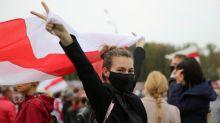 Biélorussie : une nouvelle manifestation anti-Loukachenko réprimée par la police
