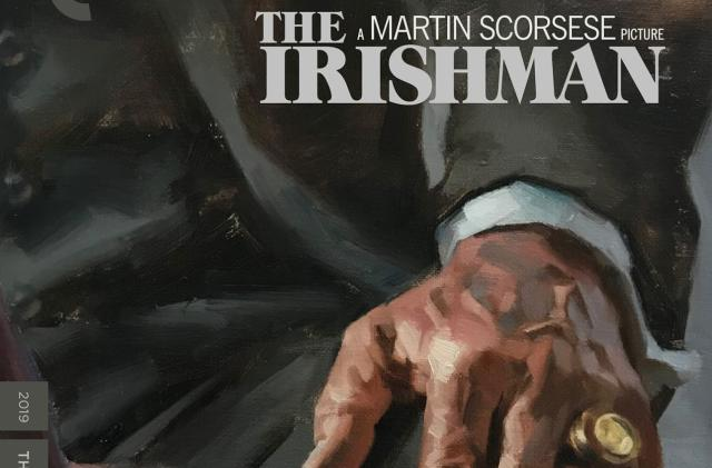 Netflix's The Irishman will get a Criterion Blu-ray release in November