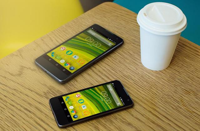 EE adds two own-brand smartphones to its low-cost Android flock
