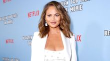 Chrissy Teigen Shares She's '4 Weeks Sober' with Fan on Instagram