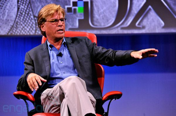 Aaron Sorkin talks about future Steve Jobs movie, impact of technology on his writing