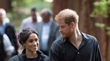 Body language expert decodes Meghan and Harry's royal tour PDA