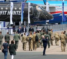 Boeing crisis, trade tensions cast pall over air show