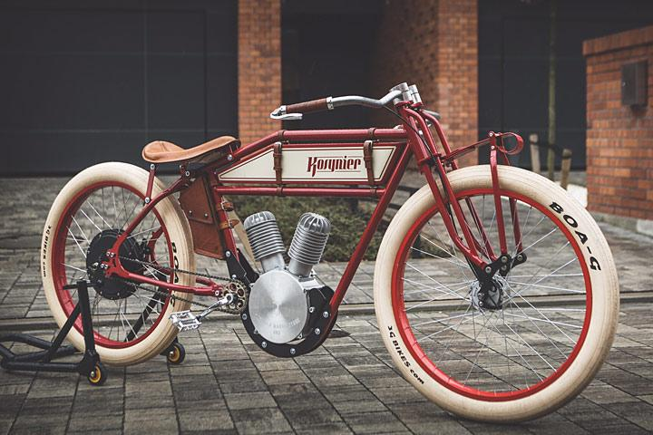 New Vintage Motorcycles 26