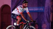 La nueva bicicleta de Fernando Gaviria