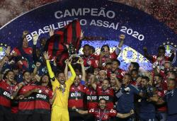 Paramount+ adds Brazil's top soccer league to its live sports stable