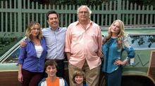 Three Generations of Griswolds Pose for First 'Vacation' Photo