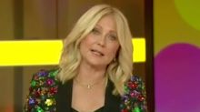 Kerri-Anne Kennerley breaks down in Studio 10 farewell