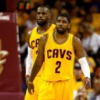 That Kyrie might believe LeBron leaked his trade request is a story in itself