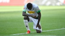 Footballer Thuram takes a knee, joins Osaka, Gauff in US killing protest
