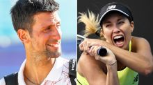 Tennis player's embarrassing virus breach after criticising Djokovic