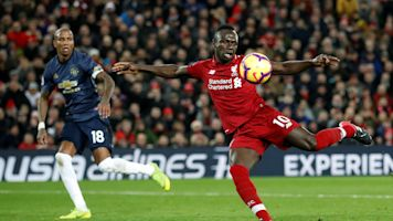 Liverpool's win over United highlights divide
