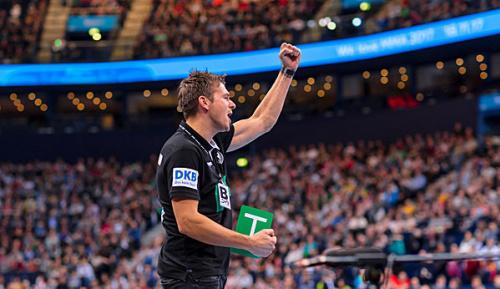 Handball: Bundestrainer Prokop scheut Vergleich mit Sigurdsson